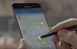 Samsung sẽ khóa mọi chức năng của Galaxy Note7 tại Mỹ từ ngày 19/12