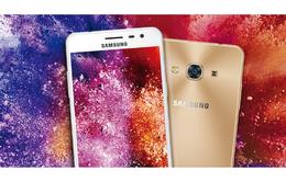 "Samsung Galaxy J3 Pro ra mắt: RAM 2GB, camera 8 ""chấm"""