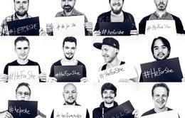 HeForShe - Chiến dịch chống lại nạn bạo hành phụ nữ