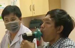 Hen suyễn: Căn bệnh có tỉ lệ tử vong chỉ sau ung thư
