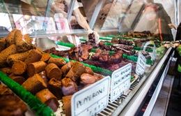 Khám phá cửa hàng bán thịt chay tươi đầu tiên trên thế giới