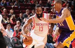LA Lakers - Houston Rockets: Trận đấu giữa các nhà cựu vô địch (9h30, 27/10)