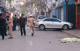 Khởi tố điều tra vụ lái xe Camry gây tai nạn khiến 3 người tử vong