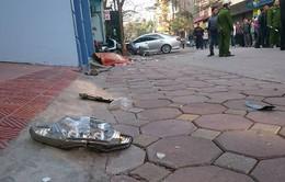 Chủ xe Camry không liên quan đến vụ tai nạn làm 3 người chết ở phố Ái Mộ