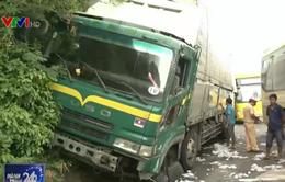 Lạng Sơn: Xe khách lao xuống vực, 11 người thương vong
