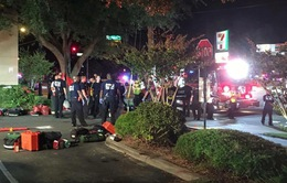 Vụ xả súng đẫm máu ở Mỹ: Bang Florida ban bố tình trạng khẩn cấp