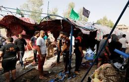 IS nhận trách nhiệm vụ đánh bom ở Iraq làm 35 người chết