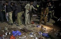 Pakistan bắt giữ 600 nghi can khủng bố