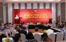 Hội nghị hiệp thương chốt danh sách bầu cử ĐBQH khóa XIV