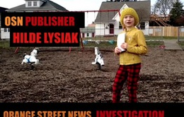 Cô bé 9 tuổi dũng cảm làm phóng viên điều tra