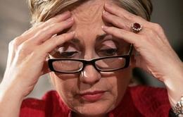 Ứng viên Hillary Clinton mắc viêm phổi, dư luận Mỹ xôn xao