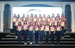 """Hoa khôi VMU 2016 sẽ tham gia """"Hành trình Tuổi trẻ vì biển đảo quê hương"""""""