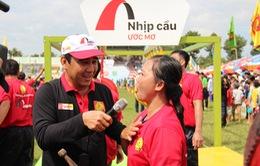 MC Quyền Linh hào hứng tham gia xây cầu cho người nghèo