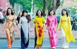 TP HCM: Vận động mặc áo dài suốt tháng 3