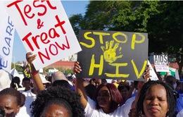 Bắt đầu đợt thử nghiệm vaccine HIV mới tại châu Phi