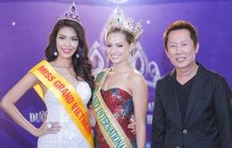 Lan Khuê được mời tham dự Hoa hậu hòa bình quốc tế