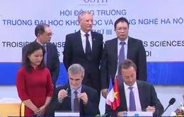 Hợp tác Pháp - Việt trong lĩnh vực đào tạo hàng không