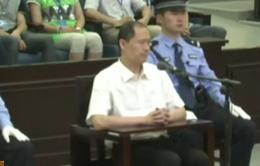 Trung Quốc kết án tù vợ con Chu Vĩnh Khang
