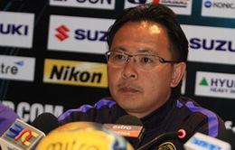 """HLV ĐT Malaysia, Ong Kim Swee: """"Việt Nam là một đội bóng hoàn toàn khác Campuchia"""""""