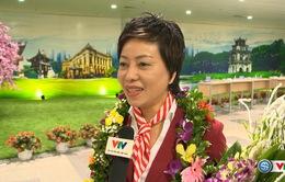 """HLV Nguyễn Thị Nhung: """"Hoàng Xuân Vinh đã làm nên điều vĩ đại""""!"""