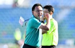 AFF Cup 2016: HLV Malaysia yêu cầu các học trò cẩn trọng trong cuộc đối đầu ĐT Việt Nam