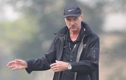 """HLV Alfred Riedl: """"Indonesia sẽ chuẩn bị tốt nhất cho trận lượt về"""""""