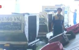 Giảm mạnh các vụ báo mất tài sản trong hành lý ký gửi bằng đường hàng không