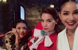 """Hồ Ngọc Hà cùng Phạm Hương, Lan Khuê cover hit """"Sau tất cả"""""""
