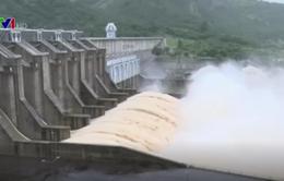Triển khai phương án điều tiết nước hồ Bình Định