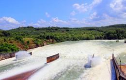 Hồ Dầu Tiếng bắt đầu xả lũ xuống sông Sài Gòn