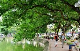 Nhiều người ủng hộ khu vực quanh Hồ Gươm trở thành phố đi bộ