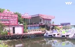Kiểm tra tàu thuyền trên Hồ Tây: Sai phạm tràn lan