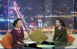 Ấn tượng với thành tích học tập của Hoa khôi Học viện An ninh Nhân dân