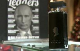 Nước hoa đặc biệt lấy cảm hứng từ Tổng thống Nga