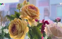 Khởi nghiệp với trào lưu làm hoa và bánh đường