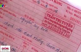 Triệt phá đường dây mua bán hóa đơn khống lớn nhất Hà Nội