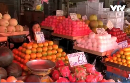 Gần 60% hoa quả chứa chất độc hại vượt mức an toàn tại Thái Lan