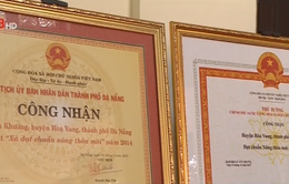Hòa Vang (Đà Nẵng) về đích nông thôn mới sớm 5 năm so với lộ trình