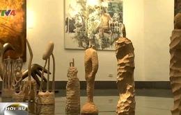 """Họa sĩ châu Á hội ngộ qua triển lãm """"Tiếng vọng từ thiên nhiên"""""""