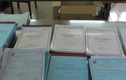 Hà Nội: Triệt phá đường dây mua bán hóa đơn gần nghìn tỷ đồng