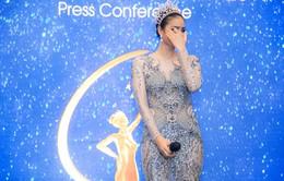 Phạm Hương bồi hồi nhớ lại hành trình tại Hoa hậu Hoàn vũ 2015