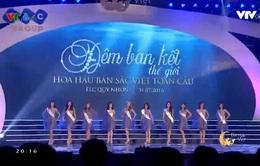 """Xem lại Bán kết Hoa hậu Bản sắc Việt toàn cầu: Đêm của """"Vũ điệu đại dương"""""""