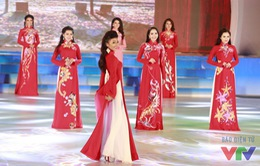 Hé lộ những hình ảnh rực rỡ trong buổi tổng duyệt Hoa hậu Biển Việt Nam