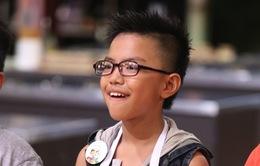 Vua đầu bếp nhí: Cậu bé cá tính mơ nấu ăn cho các Tổng thống
