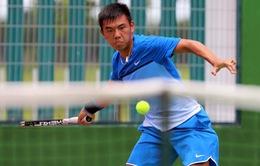 Lý Hoàng Nam tăng 14 bậc trên BXH ATP