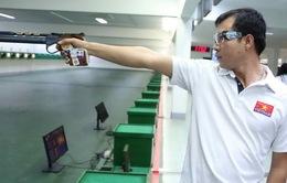 Đường đến Olympic Rio 2016 của xạ thủ Hoàng Xuân Vinh