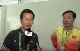 Tặng Bằng khen và thưởng cho tập thể, cá nhân thực hiện tốt tại Olympic Rio 2016