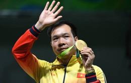 Hoàng Xuân Vinh nghĩ gì khi thực hiện phát súng giành Vàng Olympic?