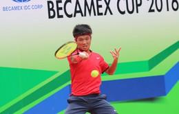 Lý Hoàng Nam nhảy vọt 228 bậc trên BXH ATP