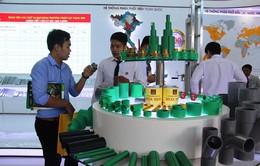 1.350 gian hàng tham gia Triển lãm Quốc tế Vietbuild Hà Nội 2016